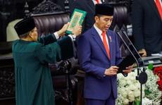 Nhiều thách thức chờ Tổng thống Widodo