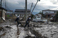 Hagibis và nỗi lo bão mạnh hơn do biến đổi khí hậu