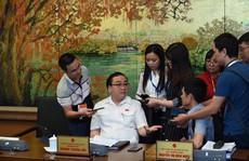 Bí thư Hà Nội Hoàng Trung Hải: Thành phố 'phản ứng hơi chậm' một số vụ việc vừa qua