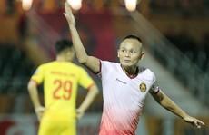 Quốc Phương lập hat-trick giúp Sài Gòn FC thắng đậm Nam Định