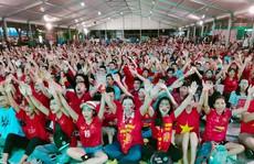 'Cuộc thi sáng tác bài hát cổ động bóng đá Việt Nam': Kỳ vọng ở đích đến