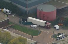 39 người chết trong xe container 'đến từ Trung Quốc'