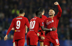 Chamberlain sắm vai người hùng, Liverpool đại phá đất Bỉ