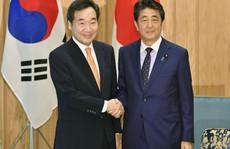 Nhật - Hàn nỗ lực hàn gắn quan hệ