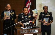 Malaysia cấm truyện tranh có nội dung liên quan 'Vành đai và Con đường'