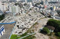 Buộc tháo dỡ công trình 'khủng' xây không phép ở TP HCM