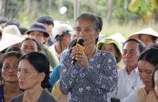 'Nín thở' cuộc thoại với người dân ngăn cản xe vào bãi rác ở Quảng Nam