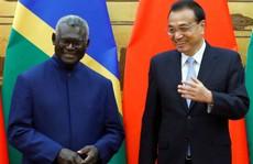 Solomon đòi hủy hợp đồng thuê đảo dài hạn của Trung Quốc