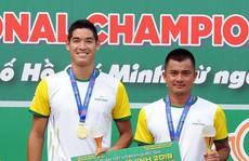 Đánh bại Văn Phương, tay vợt top 200 ATP đoạt cú đúp danh hiệu