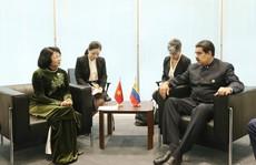 Việt Nam sẵn sàng hợp tác với các nước châu Phi