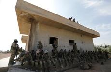 Quân đội Syria và Thổ Nhĩ Kỳ đụng độ