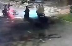 TP HCM: Truy bắt băng cướp tấn công người, cướp xe máy táo tợn
