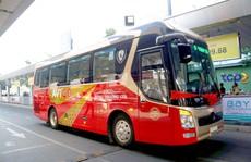 Đặt vé xe buýt qua ứng dụng Grab?