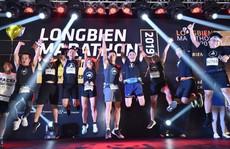 Thành viên nòng cốt của AR Saigon đăng quang tại Longbien Marathon 2019