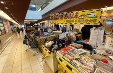 Khu chợ chuyên bán đồ bỏ quên trên tàu điện ngầm ở Nhật