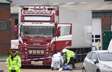 Vụ 39 người chết tại Anh: Tổng đài Bảo hộ công dân đã tiếp nhận thông tin của 14 gia đình