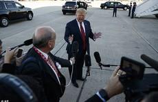 """Tổng thống Donald Trump muốn biết thực hư chuyện thủ lĩnh IS """"khóc thút thít"""""""