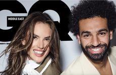 Mo Salah lên bìa tạp chí thời trang, giới hâm mộ Ai Cập sốc nặng