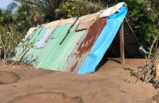 Phớt lờ lệnh của UBND tỉnh, doanh nghiệp ngang nhiên san lấp đất vườn của dân