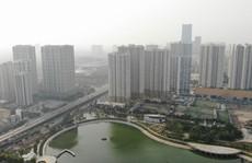 'Cơn mưa vàng' trút xuống, Hà Nội đạt ngưỡng chất lượng không khí trong lành