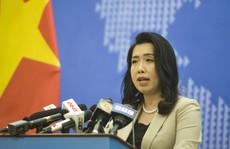 Người phát ngôn lên tiếng về thông tin tàu Trung Quốc từ chối cứu hộ tàu cá Việt Nam ở Hoàng Sa