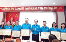 Hải Phòng: Hơn 4.300 công nhân được kết nạp Đảng