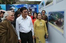 'Đảo và bờ biển Việt Nam' của Giản Thanh Sơn: Mỗi hòn đảo như một trái tim!