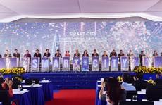 Thủ tướng dự lễ động thổ dự án thành phố thông minh gần 4,2 tỉ USD