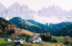 Nuông chiều bản thân ở thung lũng đẹp như tranh vẽ