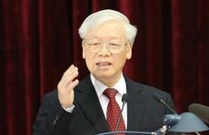 Tổng Bí thư, Chủ tịch nước đề nghị Trung ương phân tích, dự báo về tình hình Biển Đông