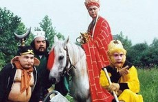 Đời phong ba của chú ngựa phim 'Tây du ký'