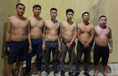 30 thanh niên hỗn chiến, nổ súng bắn nhau giữa ban ngày