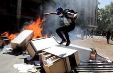 Mỹ: 'Châm ngòi bạo lực ở Chile không ai khác ngoài Nga'