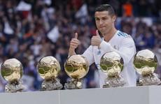Ronaldo được truyền thông Ý 'trao sớm' Quả bóng vàng 2019