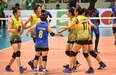 Đội tuyển bóng chuyền nữ: Vẫn rối hàng công