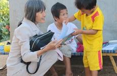 Cô giáo Nhị giàu lòng nhân ái