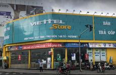 Một cửa hàng Viettel trình báo bị trộm đột nhập 'cuỗm' tiền tỷ