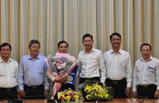 UBND TP HCM tiếp tục điều động nhiều cán bộ chủ chốt