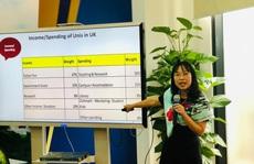 Học phí 800 triệu/năm: Sao phải học ở Việt Nam?