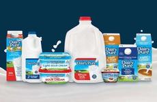 Nhà sản xuất sữa lớn nhất nước Mỹ Dean Food đã nộp đơn xin bảo hộ phá sản