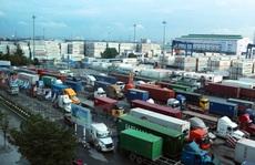 Giải pháp chống ùn tắc ở cảng Cát Lái