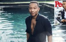 John Legend là mỹ nam đương đại gợi cảm nhất năm 2019