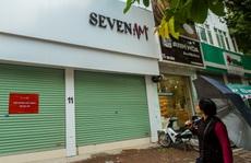 Cận cảnh 'cửa đóng then cài' của chuỗi cửa hàng Seven.Am sau nghi vấn cắt mác Trung Quốc