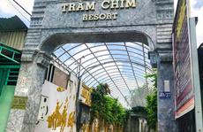 Sau ngày 22-11, sẽ cưỡng chế Gia Trang quán- Tràm Chim resort