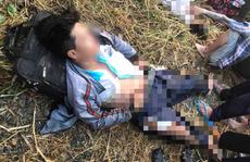Trên đường đến trường, 2 nam sinh và 2 phụ huynh bị xe tải tông nguy kịch