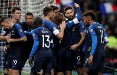 Bàn thắng 'ma' đưa nhà vô địch World Cup đến Euro