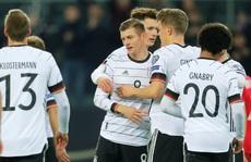 Toni Kroos lập cú đúp, Đức đè bẹp Belarus