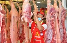 Thịt heo bị găm hàng, 'thổi' giá
