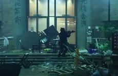 Hồng Kông: Bạo lực leo thang, cảnh sát bắn đạn thật