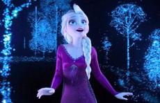 'Nữ hoàng băng giá' tái xuất ấn tượng